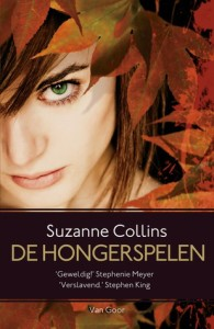 The Flemish cover of The Hunger Games