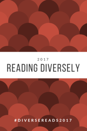 Use the hashtag Diverse Reads 2017