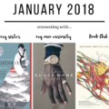 Reading 2018 - Monthly Recap